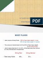 ICU FLUIDS