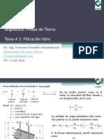 Conferencia # 2 Filtración libre.pdf