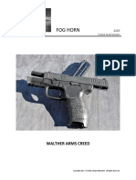 Walther Arms Creed