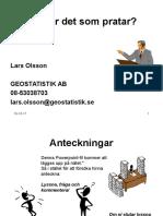 2016-10-17 Lars Olsson
