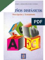 Monfort Y Juarez Sanchez - Los Niños Disfasicos Descripcion Y Tratamiento