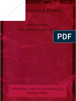 (Studies in Contemporary German Social Thought) Michael Kelly (Editor)-Critique and Power_ Recasting the Foucault _ Habermas Debate-The MIT Press (1994)