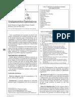 Tratamiento de la alopecia areata (II). Tratamientos sistémicos.pdf