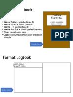 Format Logbook