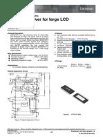 Oscilador Booster Led Sony BD9397EFV