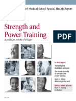Strength and Power Training - Livro