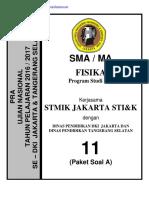 Soal Pra Ujian Nasional Fisika Sma Kode a (11) [Pak-Anang.blogspot.com]