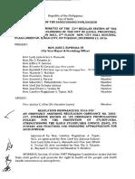 Iloilo City Regulation Ordinance 2016-330