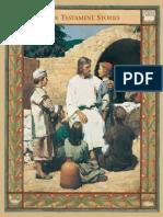 Lectura en Ingles Jesus Historias Del Nuevo Testamento Gratis