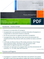 10EC65 Operating Systems - Process Management