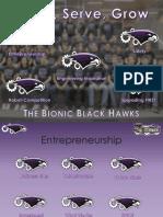 Bionic Blackhawks - Mega Presentation