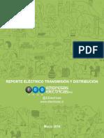 Reporte Electrico Marzo_2016 Chile