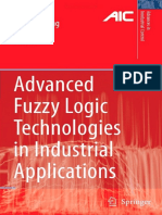 Advanced Fuzzy Logic Technologies in Industrial Applications (2006)