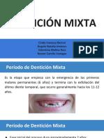 Dentición Mixta ✌?️
