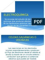Electroquímica power point
