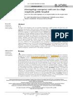 Perfil Em Hosp Públ de Alta Complexidade