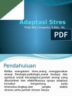 Adaptasi Stres