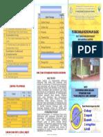 contoh brosur puskesmas