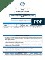 EDU -210 Planificacion Educativa y Gestion Aulica en El Nivel Inicial