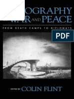 The Geography of War and Peace - From Death Camps to Diplomats - Colin Flint.pdf