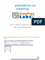 Tutorial PPT Labs