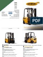 Samuk Forklift