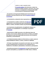 Diferencias Entre El Snip e Inverte Peru