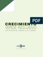 Crecimiento Verde Inclusivo
