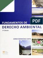 Bermúdez Soto. Jorge, Fundamentos de Derecho Ambiental, 2_ e
