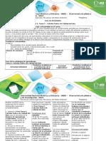 Guía de Actividades y Rúbrica de Evaluación - Tarea 2. Calcular Índice de Calidad Del Aire