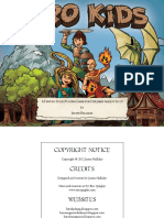 Hero Kids - Fantasy RPG (Printer Friendly)