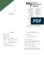 10 Tips para la diagramación de impresos
