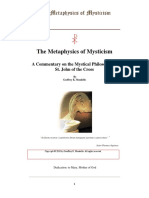 The Metaphysics of Mysticism - a Commentary on the Mystical Philosophy of St. John of the Cross.pdf
