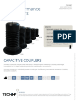 Techimp Capacitive Couplers