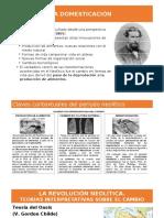 Domesticacion de Animales y Plantas (Transcripcion)