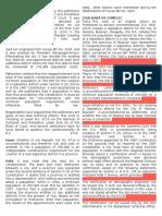Poli Law Case Digests