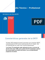 Tecnico Profesional Enero 2014