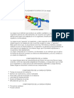 Condición Física (Fundamentos Básicos)