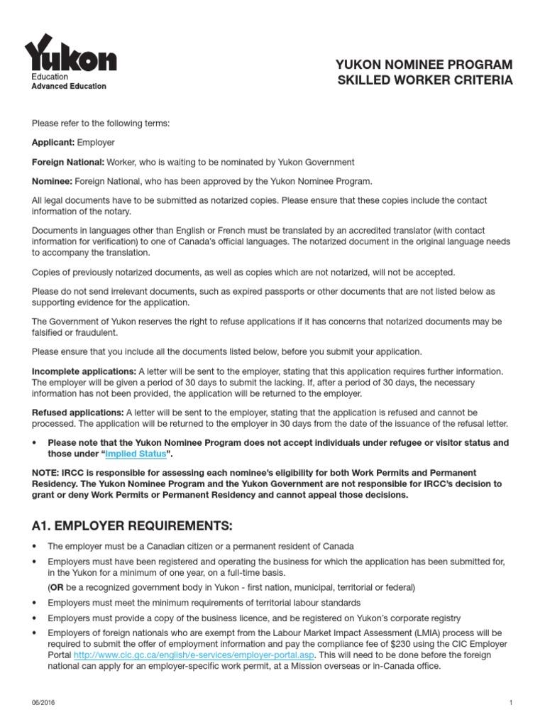Younk Canada International English Language Testing System - Legal documents canada