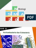 Bab 3 Archaebacteria dan Eubacteria.pptx