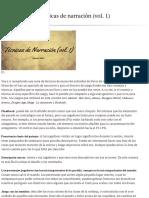 La Ciencia Del Rol_ Compendio de Técnicas de Narración (Vol