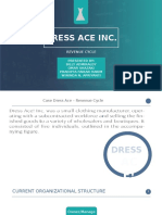 Kelompok 1 - Dress ACE! Inc - Revenue Cycle.pptx