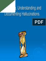 Hallucinations Observing and Understanding MyLink Version