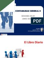 Sesion 08-09 - Libro Diario