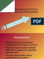 P4-Perencanaan Dan Strategi Pemasaran