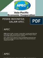 Peran Indonesia Dalam APEC