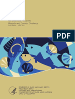 3,4,9, 19. Fish and Fishery Products Hazards and Controls Guidance (Manual HACCP Regulasi FDA)