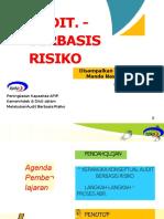 Konsep Dan Pelaksanaan Audit Berbasis Risiko