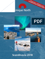 Unique North Scandinavia 2018
