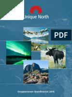 Unique North Gruppenreisen Skandinavien 2018